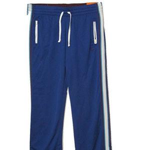 NWT Nike Womens Blue Track Pants M XL